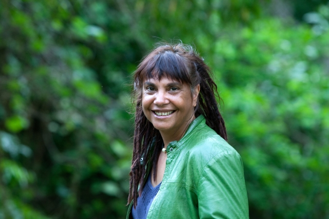 shellie morris indigenous musician singer aboriginal female